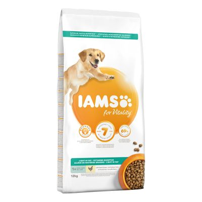 IAMS for Vitality Weight Control con pollo fresco