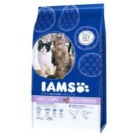 IAMS Proactive Health Multi-Cat with Salmon & Chicken Dry Cat Food