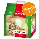 5 ill. 10 l Cat's Best Original macskaalom kipróbálásra!