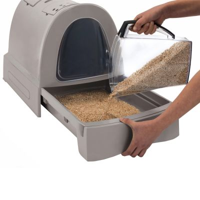 IMAC Zuma Cat Litter Tray