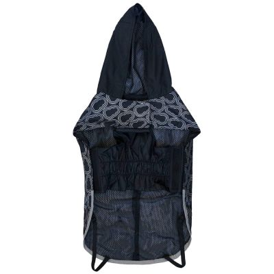 Impermeabile KONG OUTERWEAR Elements Nero