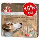 8in1 Snack Box - 15% Off!*