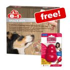8in1 Snack Box + KONG Classic Dog Toy Free!*