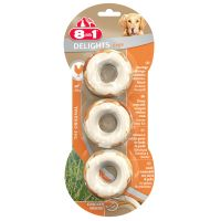 8in1 Delights Meaty Chewy Rings