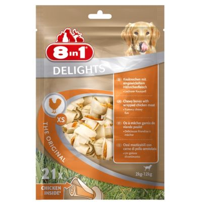 8in1 Delights Ossi da masticare