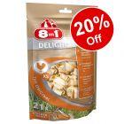 8in1 Delights Snacks - 20% Off!*