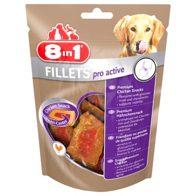 8in1 Fillets Pro Active - Small