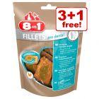 8in1 Pro Dental Dog Snacks - 3 + 1 Free!*