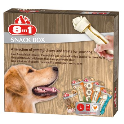 8in1 Snackbox