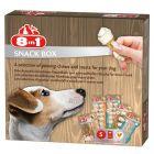 8in1 Snackbox hundegodbidder