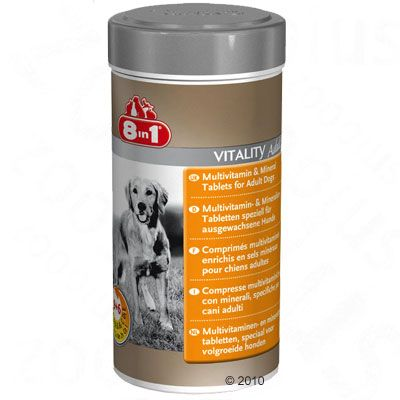 8in1 Vitality Adult Multivitamin