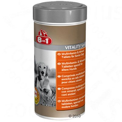 8in1 Vitality Senior Multivitamin