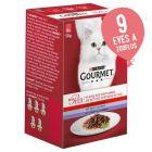 30 + 6 ingyen! 36 x 50 g Gourmet Mon Petit