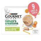 10 + 2 ingyen! 12 x 85 g Gourmet Nature's Creations
