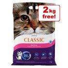 Intersand Classic Cat Litter - 12kg + 2kg Free!*