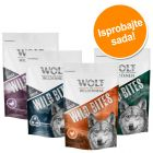 Isprobajte! Wolf of Wilderness Snack - Mesni zalogaji / Wild Bites Mix
