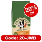 James Wellbeloved Adult - Turkey & Rice