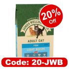 James Wellbeloved Adult Cat Light - Fish