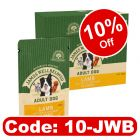 James Wellbeloved Adult Pouches - Mega Pack 80 x 150g
