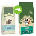 James Wellbeloved Puppy - Duck & Rice
