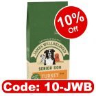 James Wellbeloved Senior - Turkey & Rice