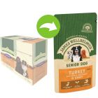 James Wellbeloved Senior Pouches - Turkey & Rice