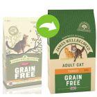 James Wellbeloved Adult Cat Grain Free Tacchino