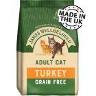 James Wellbeloved Adult Cat Grain Free - Turkey