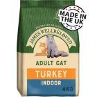 James Wellbeloved Adult Cat Indoor - Turkey