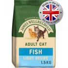 James Wellbeloved Adult Cat Light - Fish