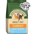 James Wellbeloved Adult Cat Light - Turkey