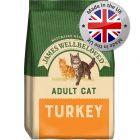 James Wellbeloved Adult Cat - Turkey