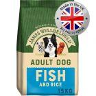 James Wellbeloved Adult  - Fish & Rice