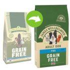 James Wellbeloved Adult Grain Free, ryba i warzywa (bez zbóż)