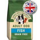 James Wellbeloved Adult Grain-Free - Fish & Vegetables