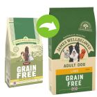 James Wellbeloved Adult Grain-Free - Lamb & Vegetable