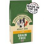 James Wellbeloved Adult Grain-Free - Lamb & Vegetables