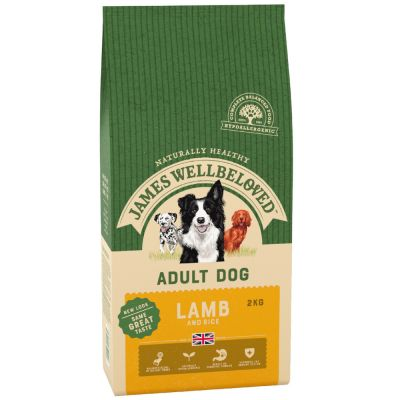 James Wellbeloved Adult  - Lamb & Rice