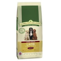 James Wellbeloved Adult Large Breed Cordero y arroz