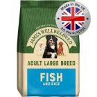 James Wellbeloved Adult Large Breed - Fish & Rice