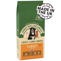 James Wellbeloved Adult Large Breed - Turkey & Rice