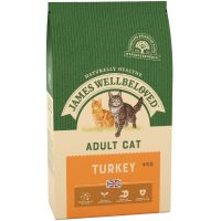 James Wellbeloved Adult Pavo y arroz