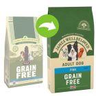 James Wellbeloved Adult sans céréales poisson, légumes pour chien