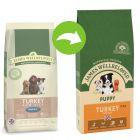 James Wellbeloved Complete Puppy Turkey & Rice