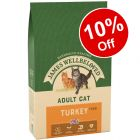 James Wellbeloved Dry Cat Food - 10% Off!*