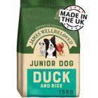 James Wellbeloved Junior - Duck & Rice