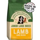 James Wellbeloved Junior Large Breed - Lamb & Rice