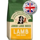 James Wellbeloved Junior Large Breed – Lamb & Rice