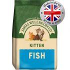 James Wellbeloved Kitten - Fish