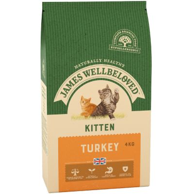 James Wellbeloved Kitten - Turkey